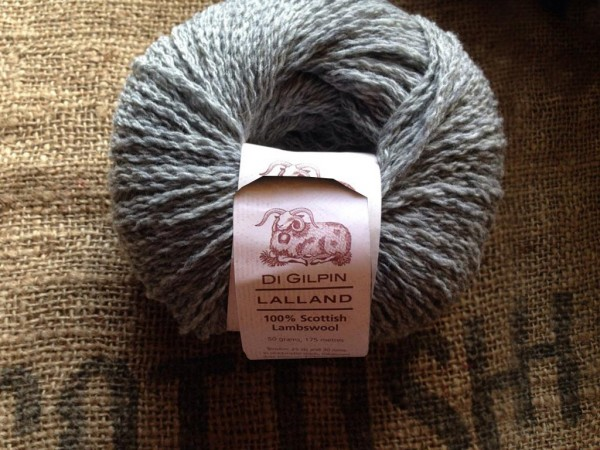 Lalland Lambswool - Silver Birch