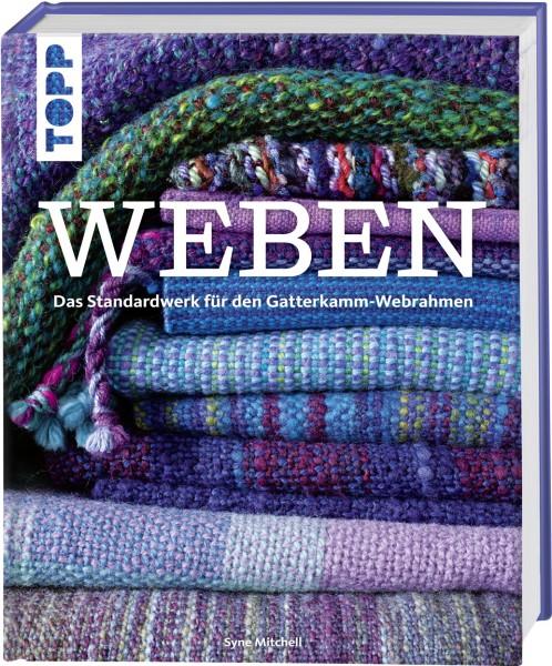 Buch - Weben am Webrahmen