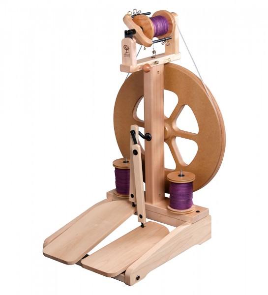 Spinnrad Ashford Kiwi 2 natur - Vorführmodell