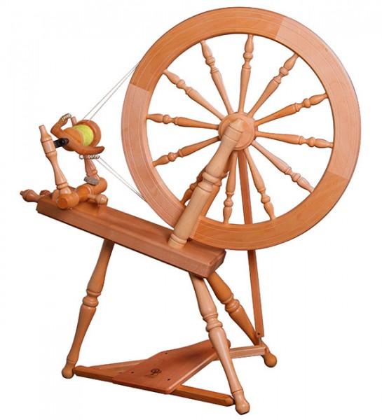 Spinnrad Ashford Elizabeth lackiert