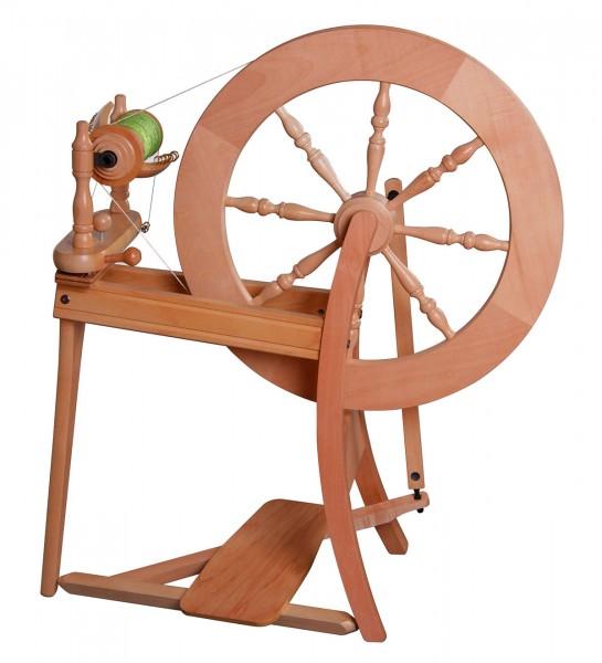 Spinnrad Ashford Traditional einfädig lackiert