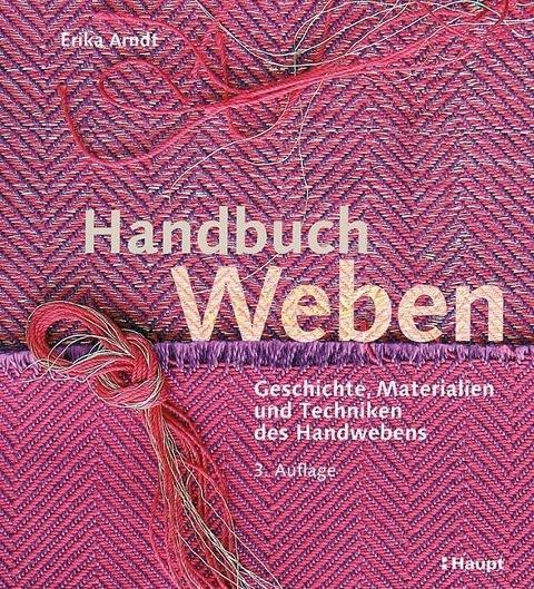 Handbuch Weben am Webstuhl