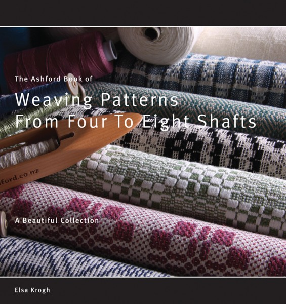 Buch - The Ashford Book of Weaving Patterns