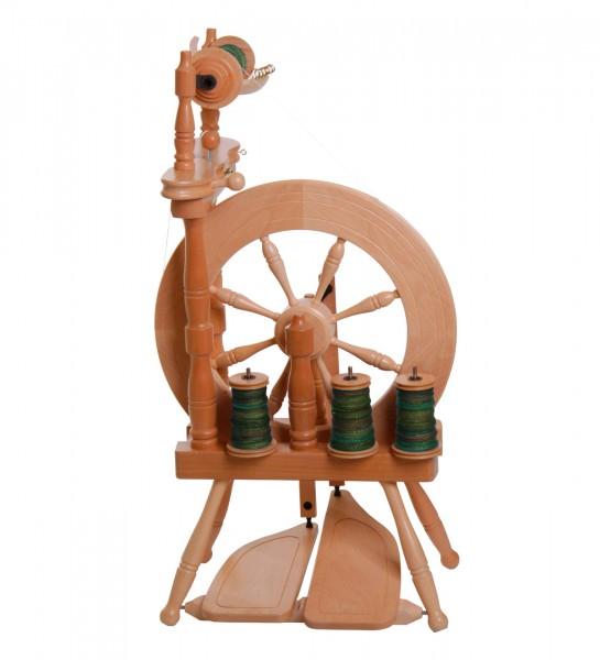 Spinnrad Ashford Traveller einfädig lackiert