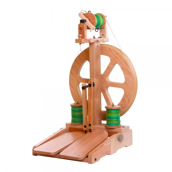 Spinnrad Ashford Kiwi 3 - lackiert