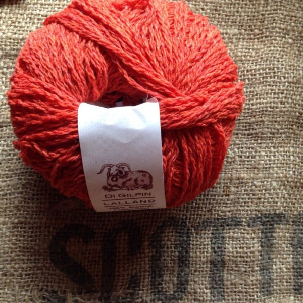 Lalland Lambswool - Coral
