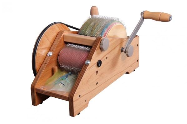 Wild Drum Carder Kardiermaschine 72 / 10 cm