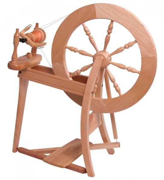 Spinnrad Ashford Traditional zweifädig natur