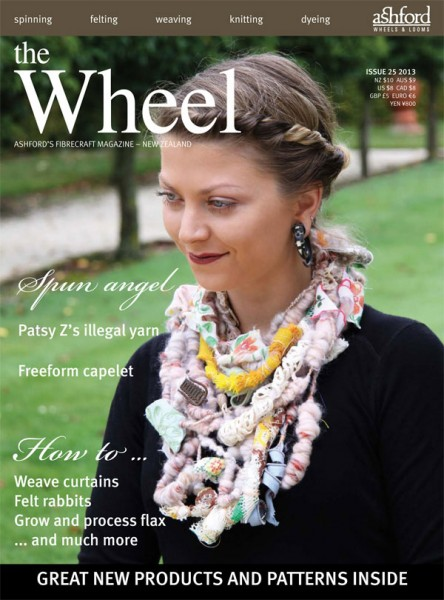 The Wheel Magazine 2013