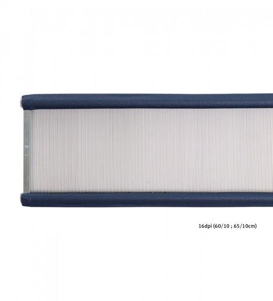 Webkamm Stahl 64/10 - 80 cm