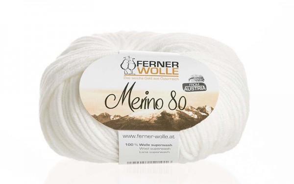 Ferner Wolle - Merino 80