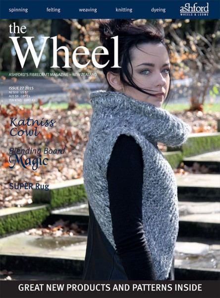 The Wheel Magazine 2015