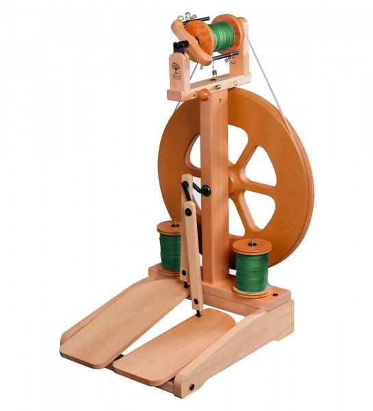 Spinnrad Ashford Kiwi 2 lackiert - Vorführmodell