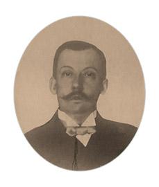 Portrait Firmengründer