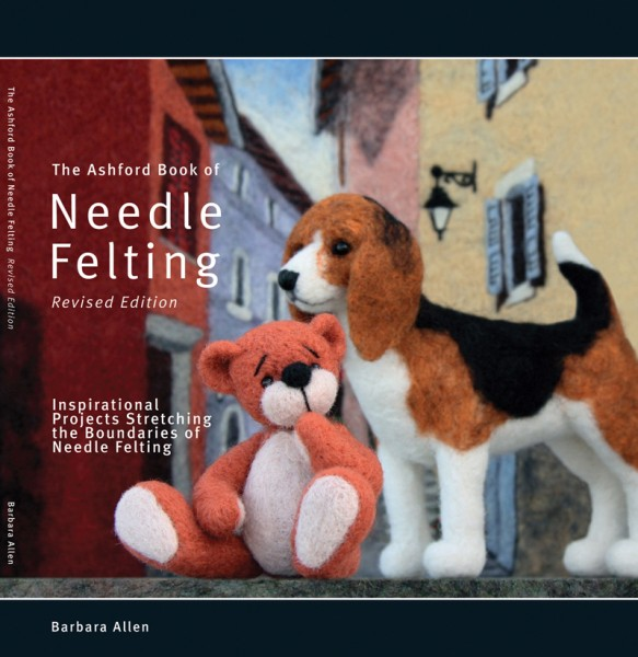 Buch - The Ashford Book of Needle Felting