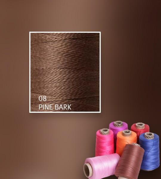 Baumwollgarn mercerisiert 5/2 - Pine Bark